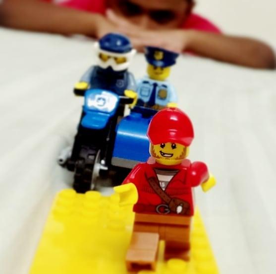 'Stop thief!' #olivertwist #toystories #lego