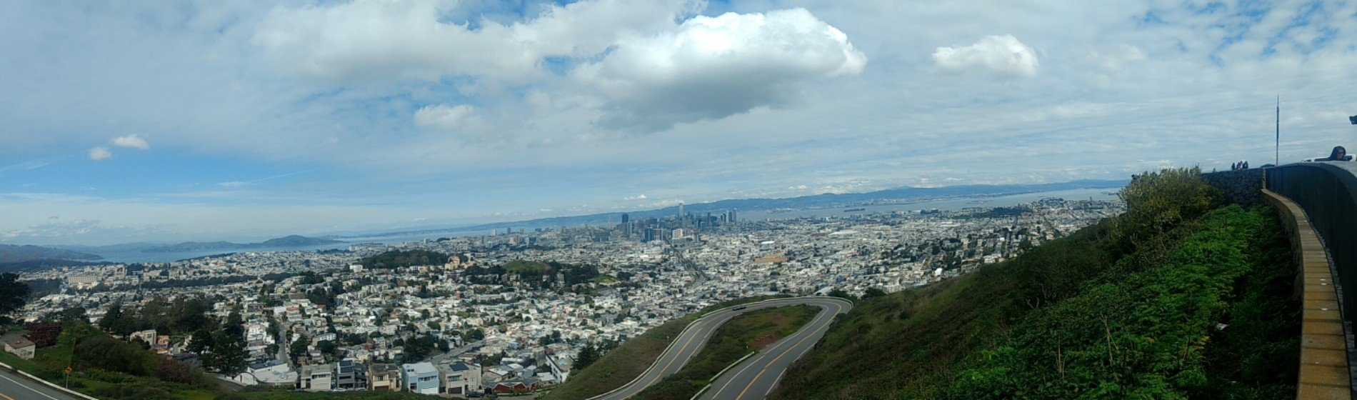 Checked in at Twin Peaks Summit