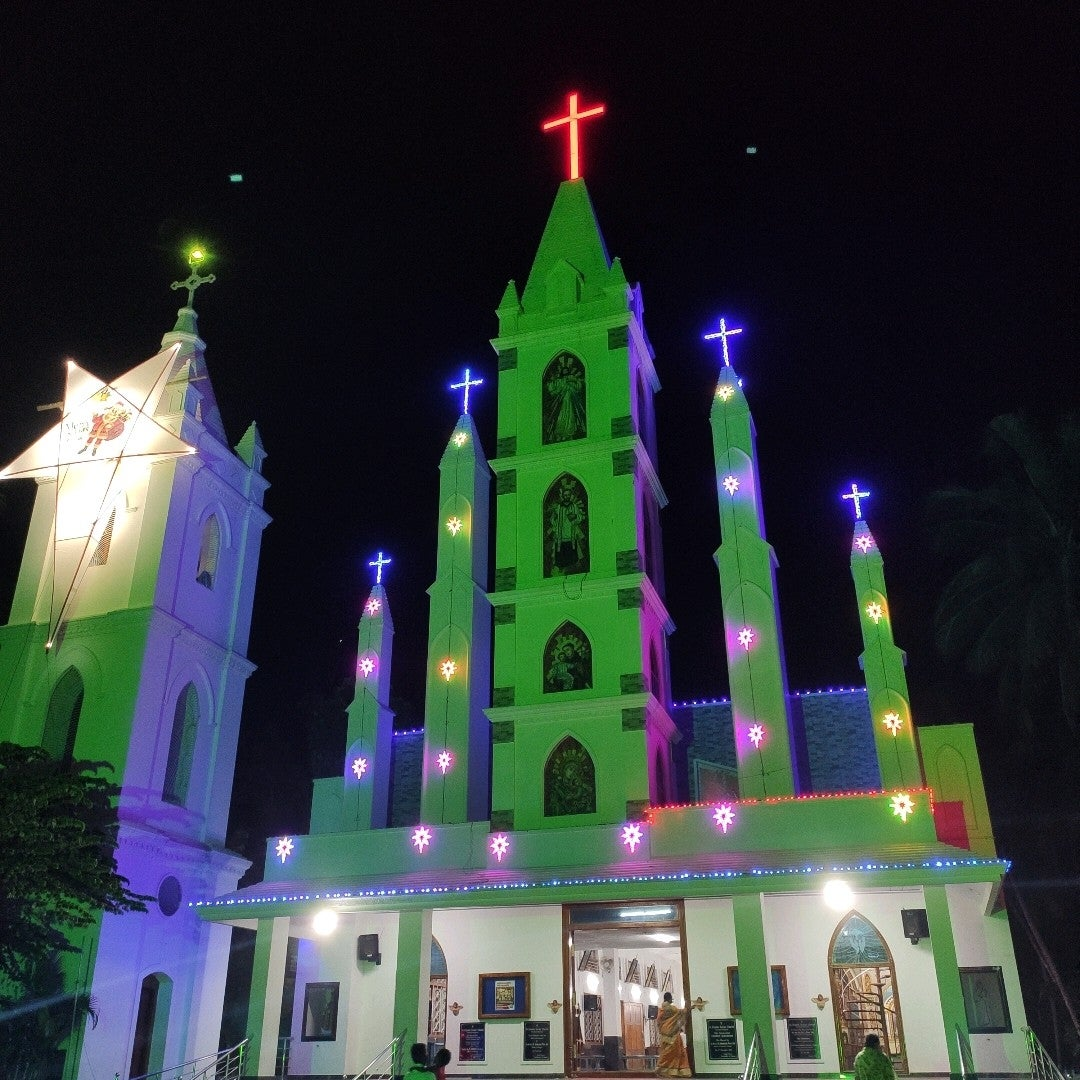 Checked in at St. Francis Xavier Church